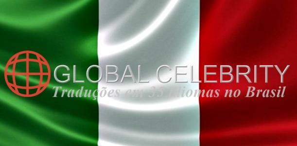 Cidadania Italiana Global Celebrity Traduçoes Sao Paulo SP Brasil